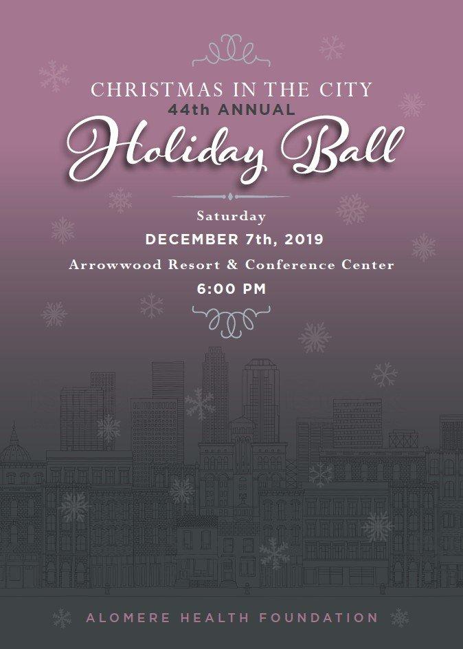 Holday Ball 2019